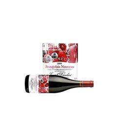 约瑟夫杜鲁安博若莱新酿红葡萄酒 2008