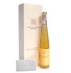 张裕  黄金冰谷金钻级冰葡萄酒375ml