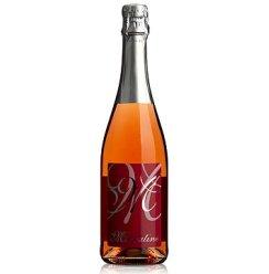 [也买酒官方旗舰店]也买酒 法国进口红酒 红粉佳人桃红起泡葡萄酒 甜型起泡酒750ml