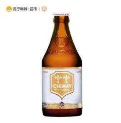 《【苏宁自营】 Chimay智美白帽 330ml*6瓶 59.4元(双重优惠)》