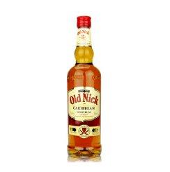 玛法斯 法国 原装进口 洋酒 老尼克金朗姆酒  Old Nick 700ml