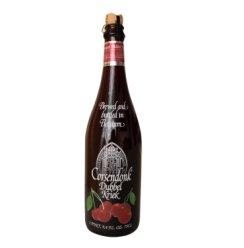 科胜道(corsendonk)精酿啤酒 进口啤酒 比利时啤酒 750ml瓶 樱桃啤酒750ml瓶