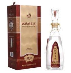 双沟 珍宝坊之君坊 52度 单瓶装高度白酒480ml+20ml(新老包装 随机发货) 口感绵柔浓香型