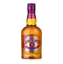 40°英国芝华士威士忌500ml 洋酒