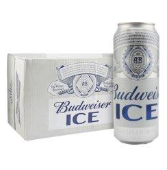 《【京东自营】百威冰啤酒500ml*18听 88元(双重优惠)》