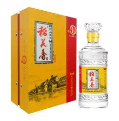 稻花香 白酒 42度浓香型 珍品一号 500ml 单瓶礼盒装