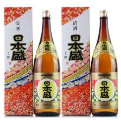 日本盛 清酒 日本原装进口 上选清酒 日本酒  礼品酒 低度酒 米酒 日本盛上选清酒 1.8L*2瓶