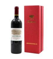 智利进口红酒 拉菲巴斯克 华诗歌特酿 干红葡萄酒 750ml 单支红酒礼盒 赠礼佳品