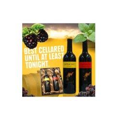 黄尾袋鼠幕斯卡桃红葡萄酒