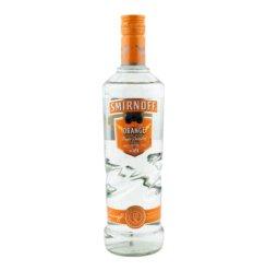 斯米诺风味伏特加柑橘味37.5度700ml