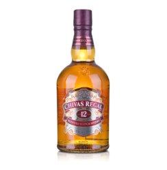 【保乐力加】40°芝华士12年苏格兰威士忌700ml