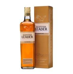 《【京东自营】苏格里德(Scottish leader) 金标致醇 苏格兰威士忌 700ml 101.1元(双重优惠)》