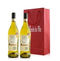 澳大利亚 布琅兄弟莫斯卡托甜白葡萄酒双支礼袋装