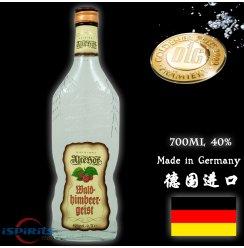 德国老庄园Alte-Hof水果酒蒸馏烈酒覆盆子Waldhimbeergeist白兰地