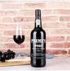 葡萄牙原瓶进口红酒 波特舰队葡萄酒 19.5°高度晚安酒 波特酒加强酒甜酒750ml 茶色波特