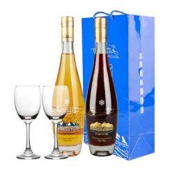 法莱雅葡萄酒冰谷奇迹冰酒两支套装750ml*2