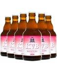 比利时布雷帝国玫瑰色啤酒