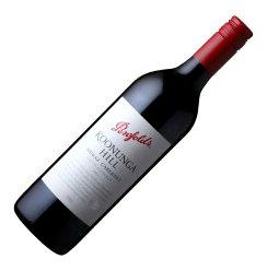 澳洲名庄 奔富寇兰山红葡萄酒2011 750ml 澳大利亚品牌