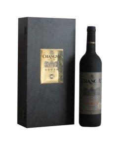 中国张裕大师级解百纳干红葡萄酒