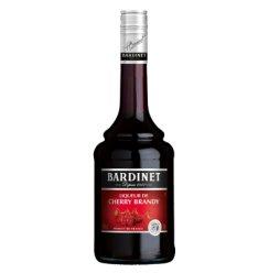 必得利(Bardinet)洋酒 樱桃白兰地 力娇酒 700ml