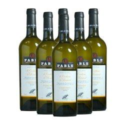 法国原瓶进口 VDP级别 菲堡莎当妮干白葡萄酒整箱6支装 (750ml*6)