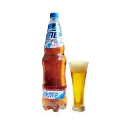 1.35L*2俄罗斯原装进口波罗的海牌 酷乐啤酒 清爽型黄啤大桶包装 精酿啤酒 1.35L/桶*2桶