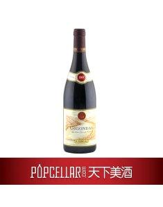 法国吉佳乐世家吉贡达干红葡萄酒
