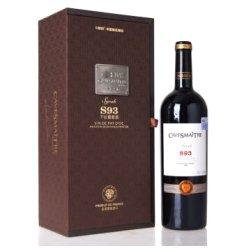 法国 卡斯特 品酒大师 S93干红葡萄酒 750ml