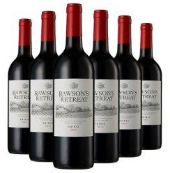《【京东自营】洛神山庄设拉子干红*6+赠酒1瓶 153元(三重优惠)》