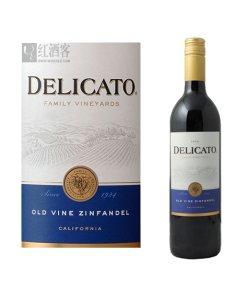 美国德利卡老藤园馨芳干红葡萄酒