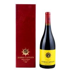 澳大利亚詹姆士船长美露干红葡萄酒2008 礼盒750ml