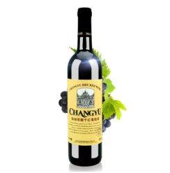 张裕(CHANGYU)优选级96窖藏干红葡萄酒750ml 红酒单支