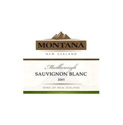 蒙太拿白苏维翁葡萄酒