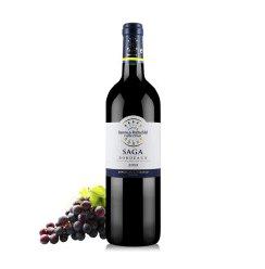 法国原装进口红酒 拉菲传说波尔多干红葡萄酒 375ml