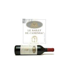 卡门萨古堡白依美铎高地法定产区红葡萄酒,庄园第二标(曾译为:卡门萨古堡白依)