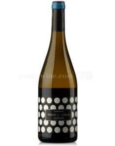 西班牙巴科与劳拉干白葡萄酒