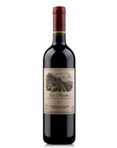 智利拉菲巴斯克花园干红葡萄酒