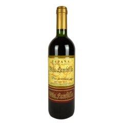 西班牙红酒 原装进口葡萄酒 兰比亚干红葡萄酒 750ml