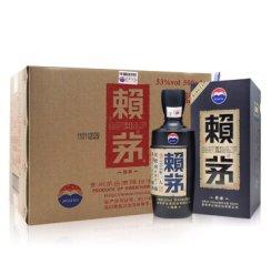 《【京东商城】茅台 赖茅 传承蓝 53度 500ml*6瓶礼盒 1435元(双重优惠)》