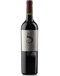 """南非斯皮尔酒庄创意系列""""5""""干红葡萄酒"""