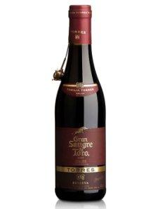 西班牙桃乐丝特选公牛血干红葡萄酒