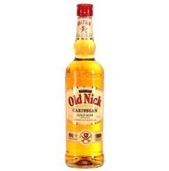 老尼克 (Old Nick)洋酒 金 朗姆酒 700ml