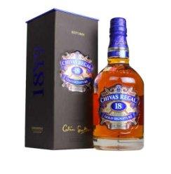 芝华士18年威士忌 40度  700ml