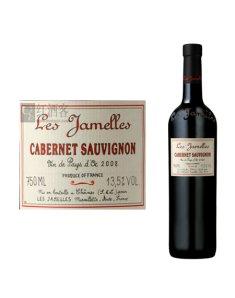 法国莱礼士卡本内苏维翁干红葡萄酒