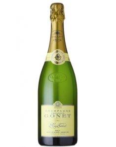 法国歌娜太阳王特级干香槟