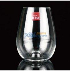 RONA洛娜无铅水晶 直身杯 4221 460(4只装)