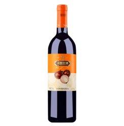 丰收 果酒 葡萄酒 北京特产酒 (新产区与老产区随机发货) 洋葱红酒750ml单支装