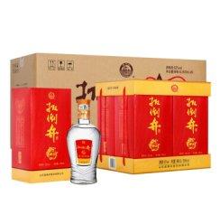 《【京东超市】扳倒井 52度御品 500ml*8瓶 礼盒装 95元(双重优惠)》