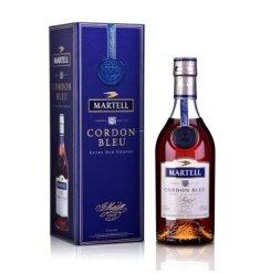 【买6瓶送6瓶西班牙干红】马爹利 法国蓝带干邑白兰地350ml 洋酒 正品行货