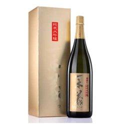 【侠风中国】一本义 日本原瓶进口清酒 槽榨纯米大吟酿 1800ml 1.8L